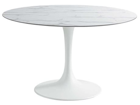 Sifas Korol 47'' Wide Aluminum Round Dining Table