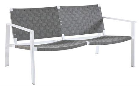 Sifas Pheniks Aluminum Strap Sofa