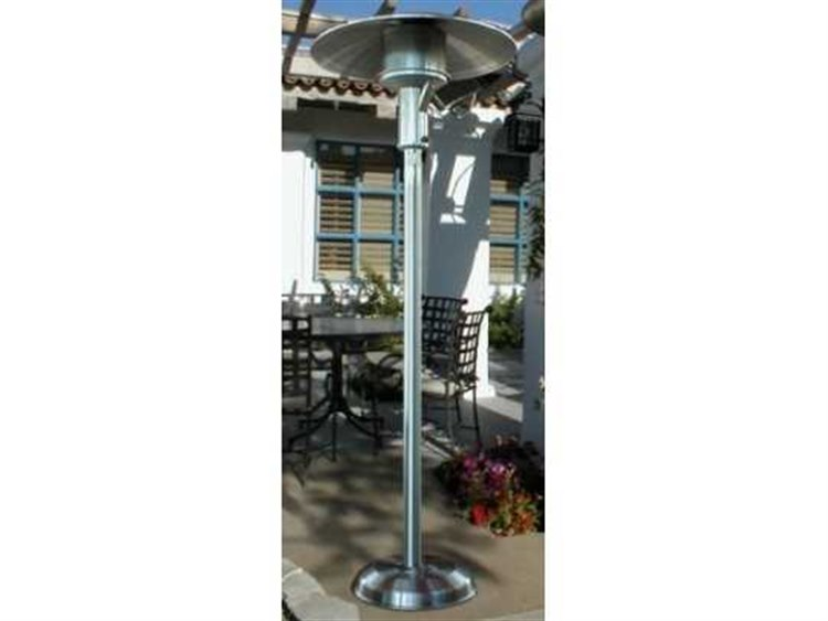 Sunglo Stainless Steel Portable Natural Gas Heater