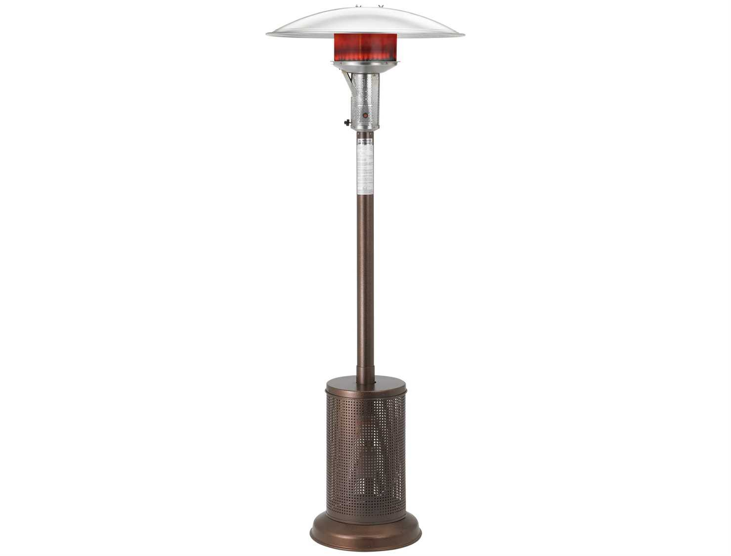 Sunglo Steel Bronze Portable Propane Heater