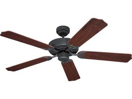 Sea Gull Lighting Quality Max Weathered Iron Energy Star 52'' Wide Indoor Ceiling Fan