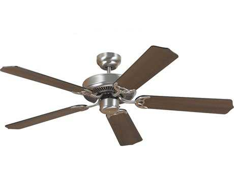 Sea Gull Lighting Quality Max Brushed Nickel 52'' Wide Indoor Ceiling Fan