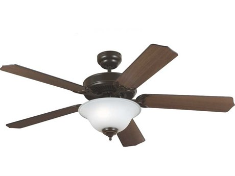 Sea Gull Lighting Quality Max Plus Heirloom Bronze 52'' Wide Indoor Ceiling Fan