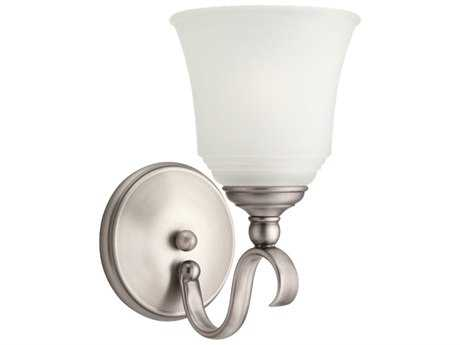 Sea Gull Lighting Parkview Antique Brushed Nickel Wall Sconce