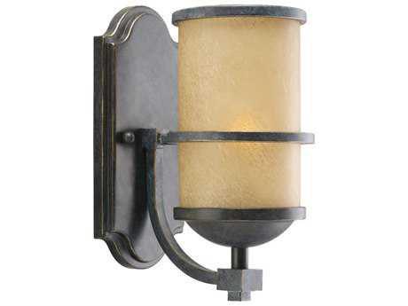 Sea Gull Lighting Roslyn Flemish Bronze Wall Sconce