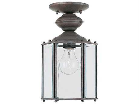 Sea Gull Lighting Classico Sienna Outdoor Ceiling & Hanging Light