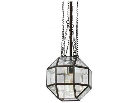 Sea Gull Lighting Lazlo Heirloom Bronze 8'' Wide LED Pendant
