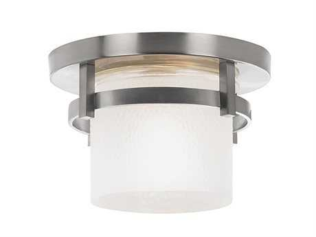 Sea Gull Lighting Eternity Brushed Nickel Outdoor Ceiling Light