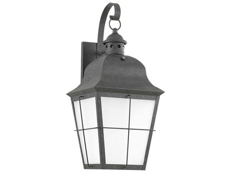 Sea Gull Lighting Chatham Oxidized Bronze Outdoor Wall Light