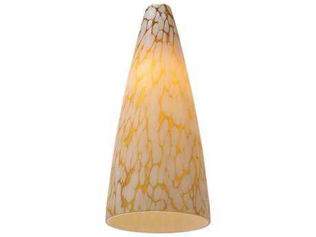 Sea Gull Lighting Ambiance Lighting Systems Vanilla Creme Pendant Glass