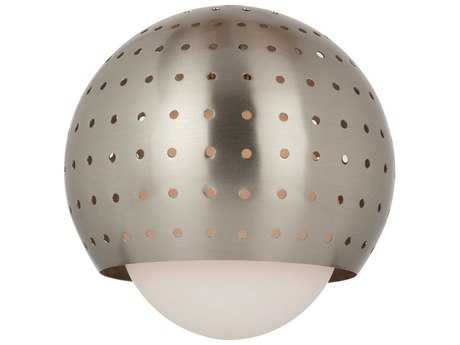 Sea Gull Lighting Ambiance Lighting Systems Brushed Nickel Space Ball Pendant Glass