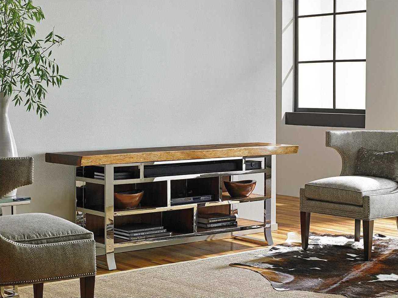 Sligh Studio Designs 78 x 30 Katara Live Edge Media Console TV Stand ...