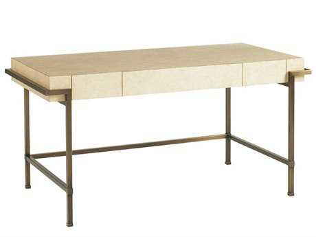 Sligh Studio Designs 60.25 x 30.25 Parchment Writing Desk