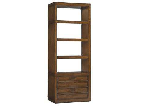 Sligh Longboat Key 30 x 18.5 Crystal Sands Bookcase