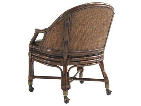 Sligh Bal Harbor Quick Ship Rum Runner Desk Chair
