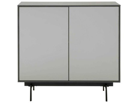 Star International Furniture Seasons Symphony Matte Grey 31.5'' x 18'' Buffet