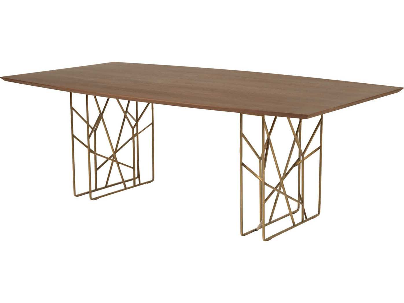 Star Furniture Dining Table: Star International Furniture Cleo Oro Dark Walnut