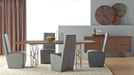 Star International Furniture Cleo Oro Dining Room Set
