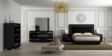 Star International Furniture Vivente Lustro Bedroom Set