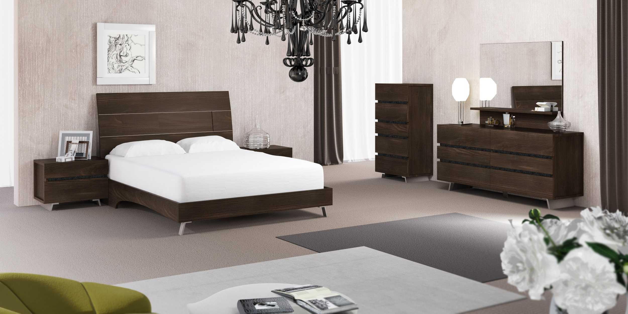Star international furniture vivente bruno bedroom set for International decor bed