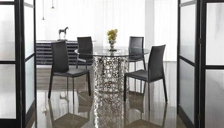 Star International Furniture Omni Saturn Dining Room Set