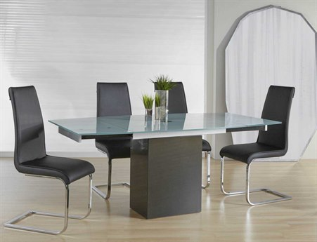 Star International Furniture Ritz Quadrato Dining Room Set