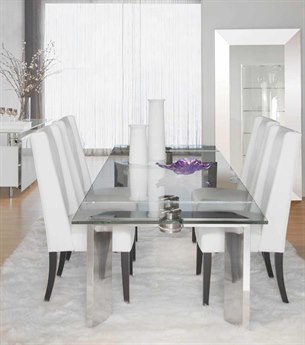 Star International Furniture Ritz Mo Dining Room Set