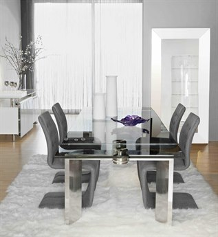 Star International Furniture Ritz Mo Dining Room Set