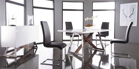 Star International Furniture Ritz Monica Dining Room Set