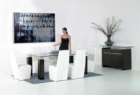 Star International Furniture Ritz Tiffany Dining Room Set