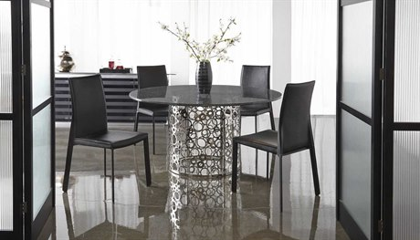Star International Furniture Omni Saturn Dining Room Set
