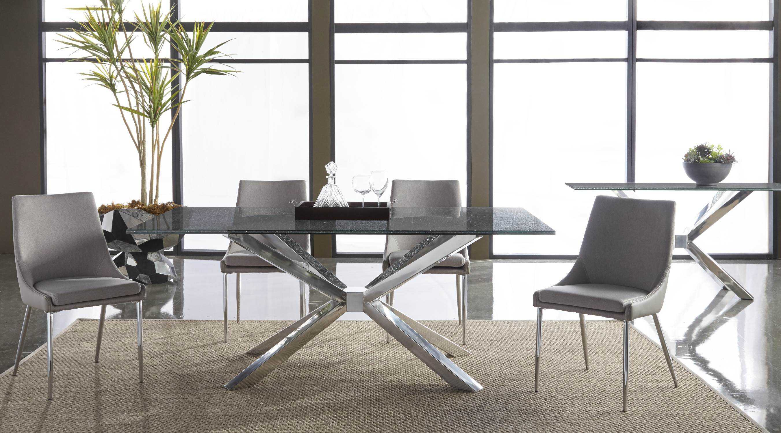 Star Furniture Dining Table: Star International Furniture Ritz Mantis Dining Room Set