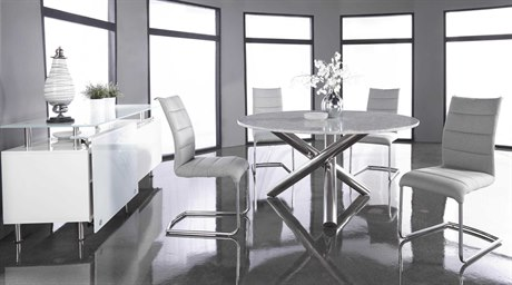 Star International Furniture Ritz Gotham Dining Room Set