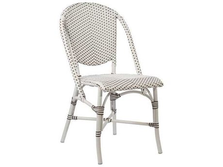 Sika Design Affaire Alu-rattan Aluminum Wicker Dining Chair