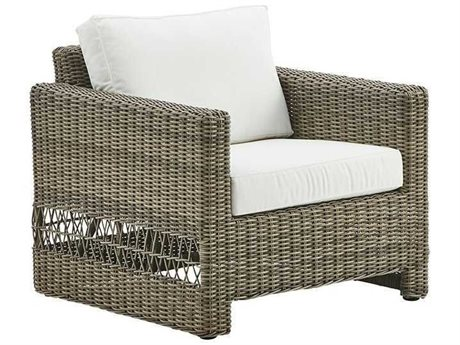 Sika Design Georgia Garden Antique Aluminum Cushion Lounge Chair