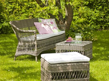 Sika Design Georgia Garden Aluminum Cushion Lounge Set PatioLiving