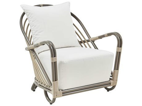 Sika Design Exterior Aluminum Cushion Lounge Chair
