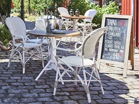 Sika Design Alu Affaire Dining Set