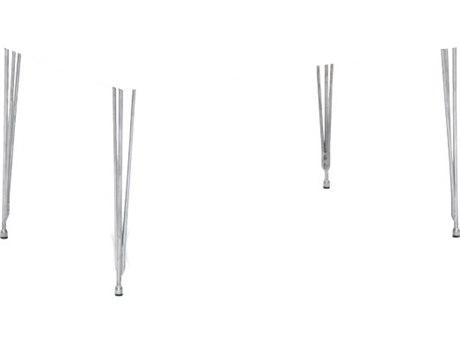Sika Design Avantgarde Steel Mercur Table Base