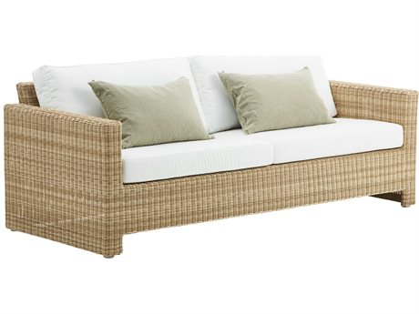 Sika Design Exterio Natural Aluminum Cushion Sofa