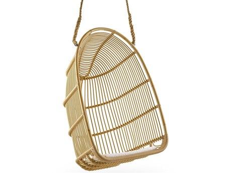 Sika Design Exterior Aluminum Natural Renoir Swing Chair