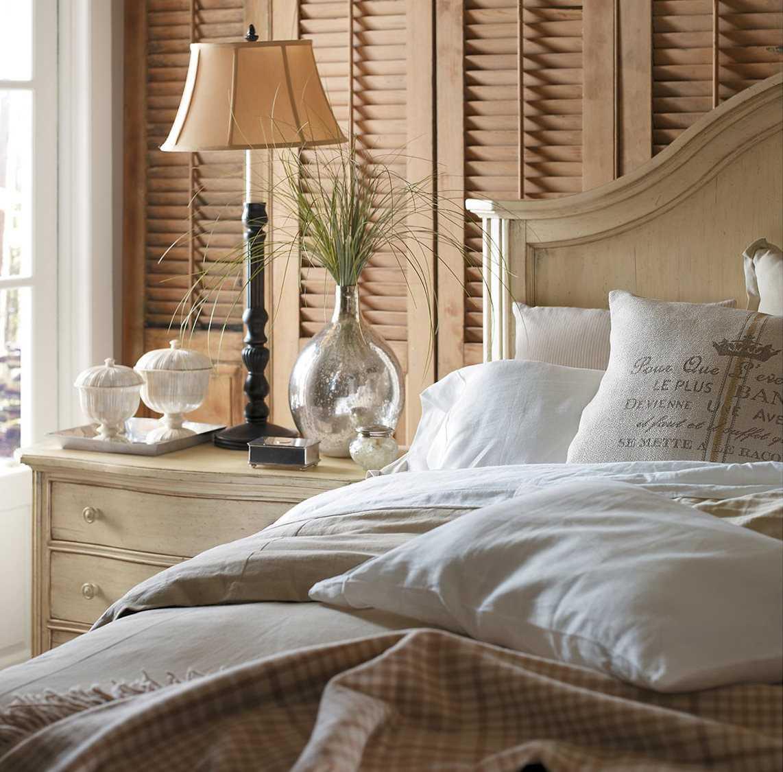 Stanley furniture european cottage bedroom set sl0072340set - European cottage bedroom furniture ...