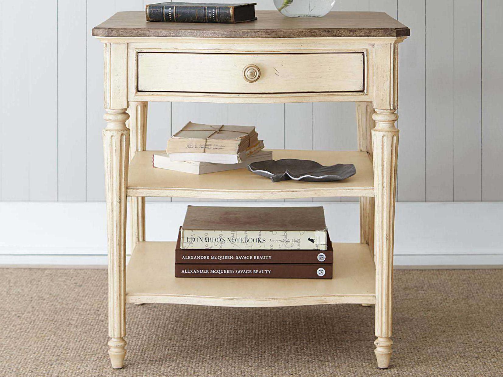 Stanley furniture european cottage living room set - European cottage bedroom furniture ...