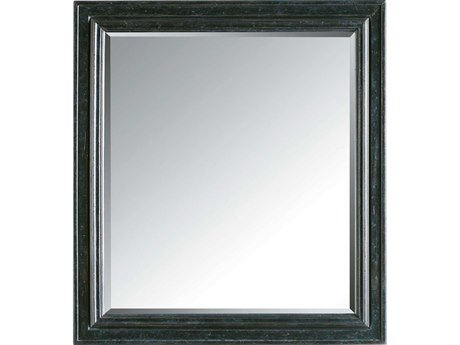 Stanley Furniture European Cottage Chalkboard 42L x 38H Landscape Wall Mirror