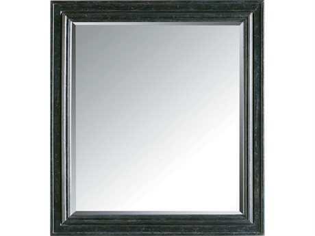 Stanley Furniture European Cottage Chalkboard 42L x 38H Landscape Wall Mirror