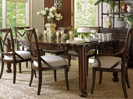 Stanley Furniture European Farmhouse Dining Set