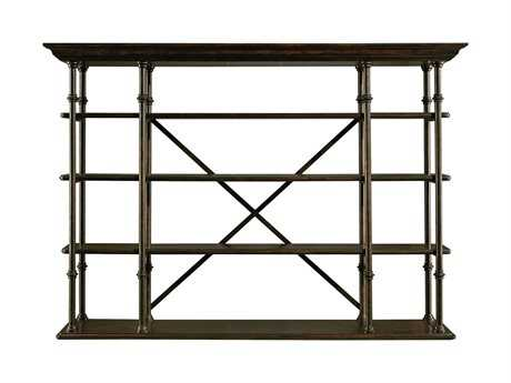Stanley Furniture European Farmhouse Terrain 79'' x 19'' L'Acrobat Open Air Shelf