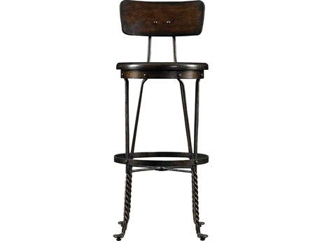 Stanley Furniture European Farmhouse Terrain Artisan's Apprentice Barstool