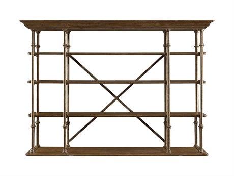 Stanley Furniture European Farmhouse Blond 79'' x 19'' L'Acrobat Open Air Shelf