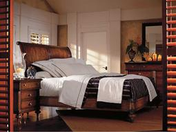 Stanley Furniture British Colonial Bedroom Collection